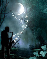 Moonlight Music by rock-errr