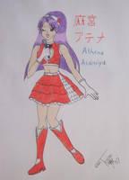 Athena Asamiya Concert by KuraiTenshi89