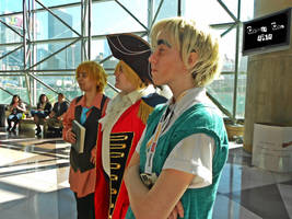 NYCC 2012: Englands by ScreamMeALov3Song