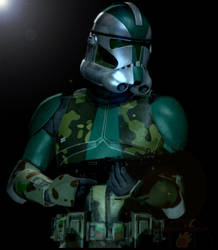Commander Gree by TerritoryTunguska