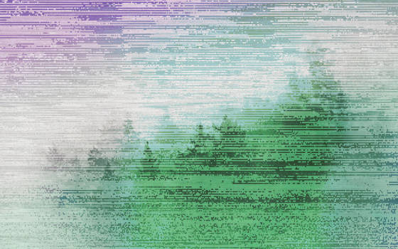 Fog Diptych Part 2 by superflippy