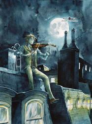 Nocturne by Yami-Hydran