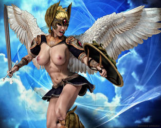 Screaming for Vengeance by DionysianExperience