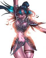Warcraft Colors by thiagozero