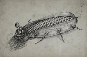 Corn by aleks-klepnev