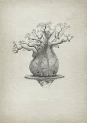 Baobab by aleks-klepnev