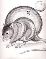 Year of the Rat-Zodiac by Smithy9