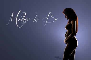 Mother to be by Emi-Ookami