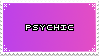Stamp - Psychic by ArandomVelociraptor