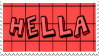 Stamp - Hella by ArandomVelociraptor