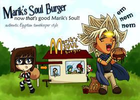 Marik's Soul Burger by SKOpseudonym