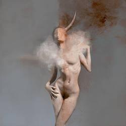 last unicorn by AnjaMillen