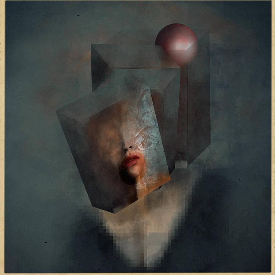 lost in transition II by AnjaMillen