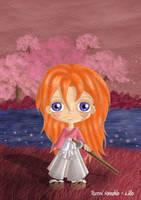 Kenshin by Kaelmo