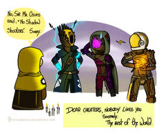 No Osiris for you by Dulcamarra