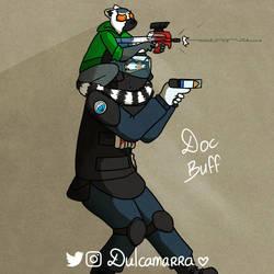 Doc buff by Dulcamarra