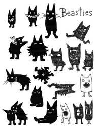 Beasties! by CorruptedFox