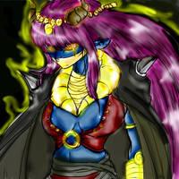 The grudge Recap characters by MistressOfAntics