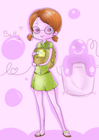 Young Betty by MistressOfAntics