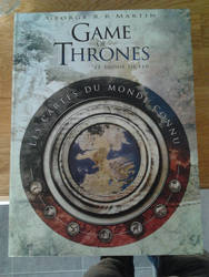 Game of Thrones - les cartes du Monde Connu by RevealedFromtheVoy