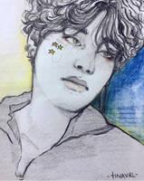 Taehyung by tinavrl