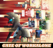 Gate Of Workalone by vavacung