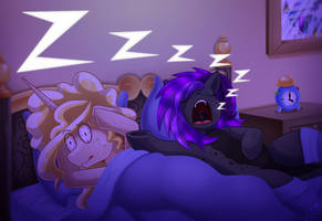 [Reward] Snoring by vavacung