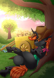 [Reward] Resting by vavacung