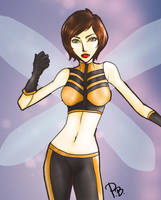 The Wasp by Paoru