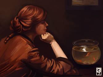 Study by Ilyaev