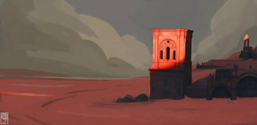 Sand by Ilyaev
