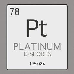 Platinum E-Sports Logo Concept 1 by Spiral-0ut
