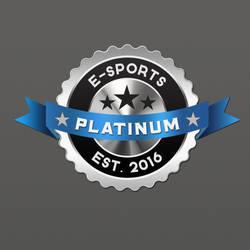 Platinum E-Sports Logo Concept 2 by Spiral-0ut