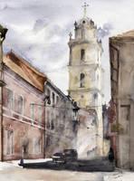 Vilnius 1 by NiceMinD