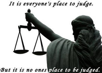 Random Quote II - Judgement by SSMcLeod