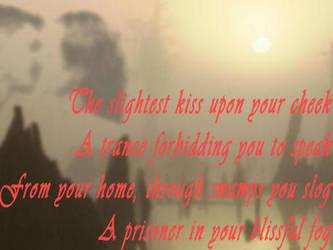 The Kiss by SSMcLeod