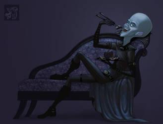 Evil tastes Good by CreepyCatProductions