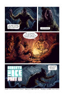Dark Horse Presents #22 Tiger Lung part 2 by JasonWordie