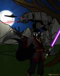 Lord Solus - The Dark Defender by Darth-Pravius