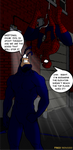 Arachnophobia - The Spider and The TICK by Darth-Pravius