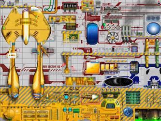 desktopART mosaic - 020815 by desktopart