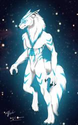 Static art trade by wolfytg