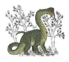 Retrosaur 3 by Rixshaw