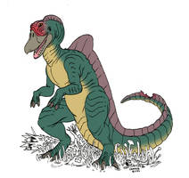 Retrosaur 5 by Rixshaw