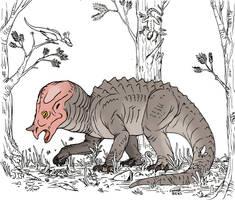 Retrosaur 13 by Rixshaw