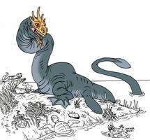 Retrosaur 14 by Rixshaw