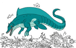 Retrosaur 15 by Rixshaw
