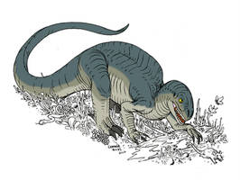 Retrosaur 17 by Rixshaw