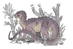 Retrosaur 19 by Rixshaw