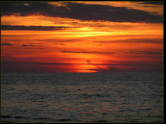 Jurmalas sundown by wonderwhy-ER